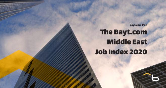 The Bayt.com Middle East Job Index Survey 鈥� September 2020