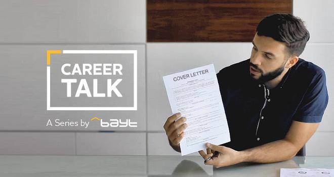 Career Talk Episode 18: Starting Your Cover Letter